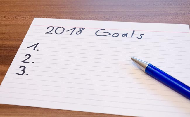 How To Make New Year's Resolutions (And Not Break Them)